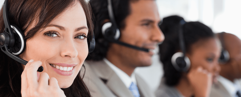 Nationwide call centre for national aggregate orders