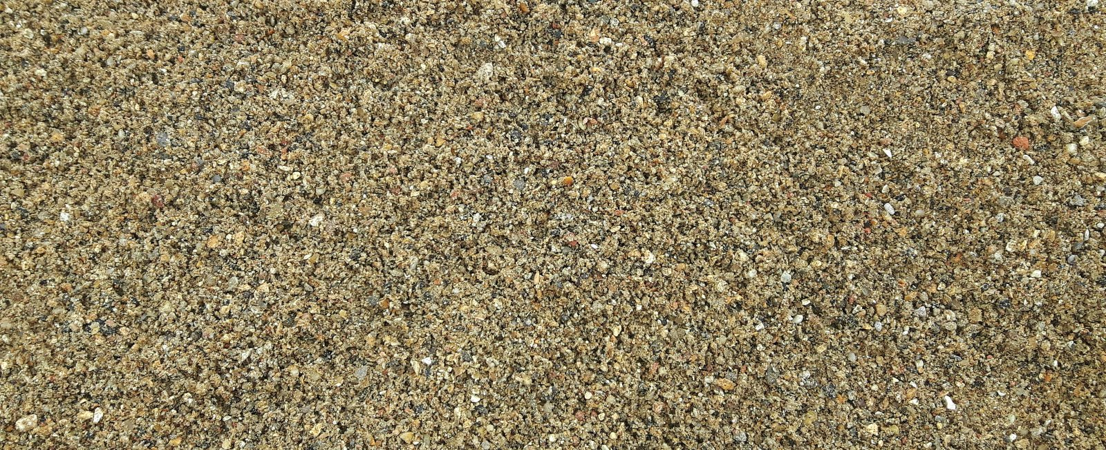 Sharp washed sand, grit at Canford Recycling Centre