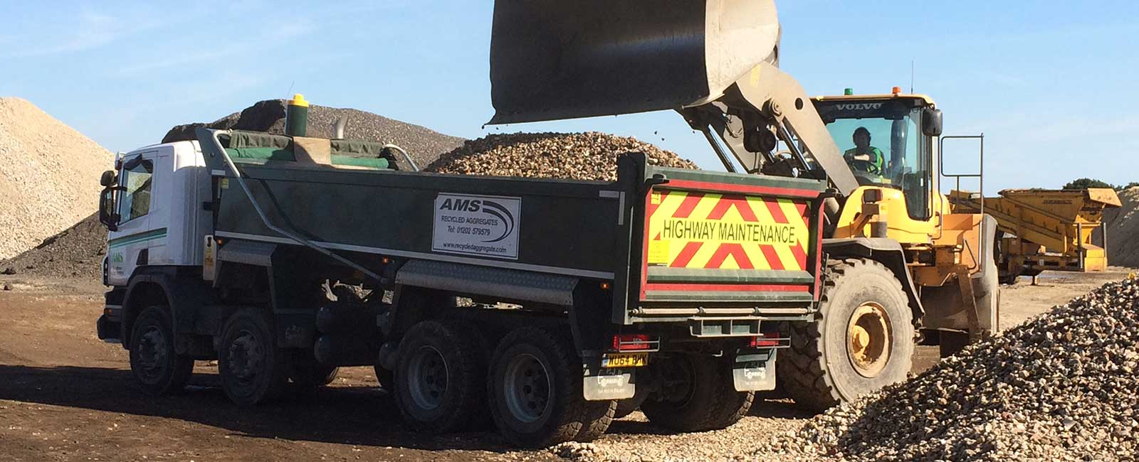 aggregate suppliers bournemouth