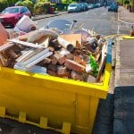 Mixed waste skip hire