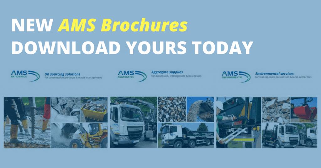 New AMS brochures