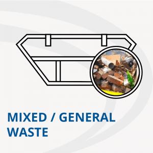 General waste skip hire