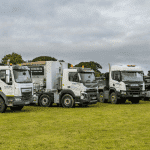 AMS grab lorry hire in Dorset