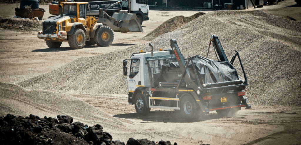 Construction Waste Skip Hire