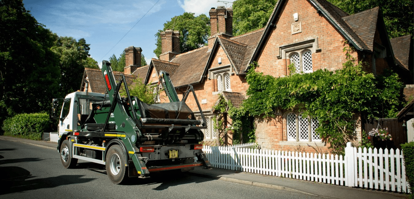 Skip Hire Wimborne   Avon Material Supplies