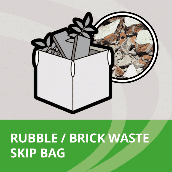 Rubble skip bag