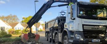 AMS Grab Lorry collected waste