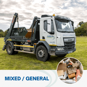 Household skip hire from Avon Material Supplies