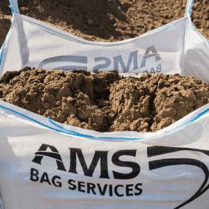 Bulk Bag Sharp Sand delivered