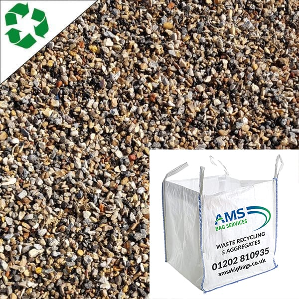 10, 20 and 40mm washed shingle in bulk bags