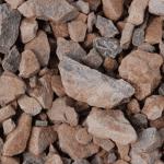 Limestone chippings Dorset