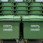 Commercial Wheelie Bin Collections