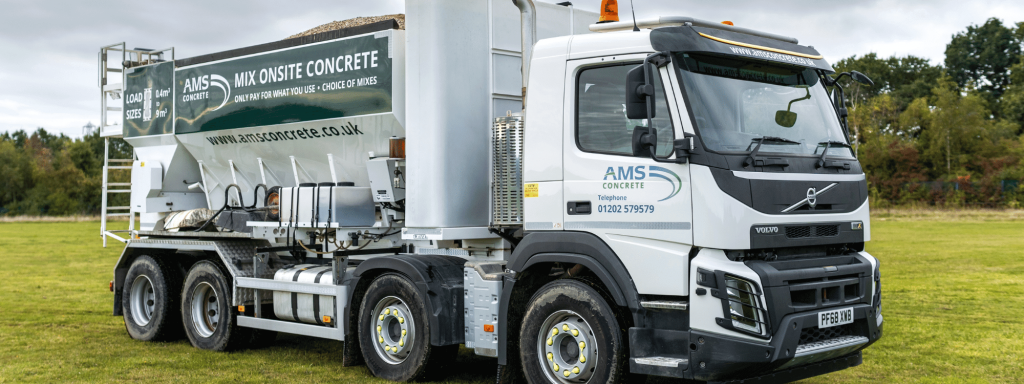 AMS Volumetric Truck