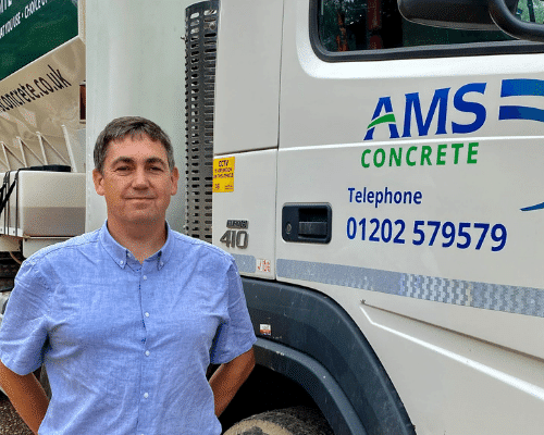 Jason Watts Operations Manager - AMS Concrete