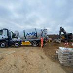 AMS Concrete services