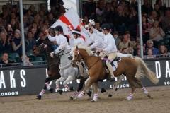 England Team Parade