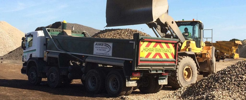 Tipper lorry hire Avon Material Supplies