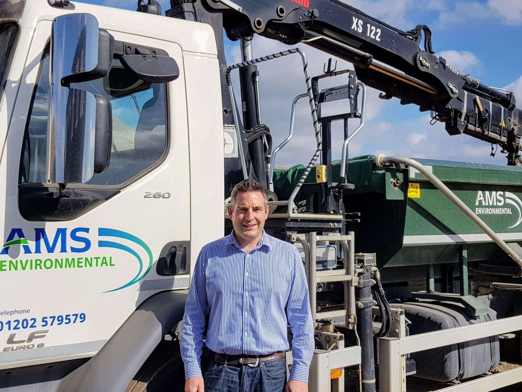 James Howarth joins AMS