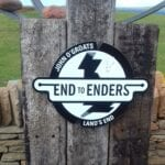 John O'Groats to lands end