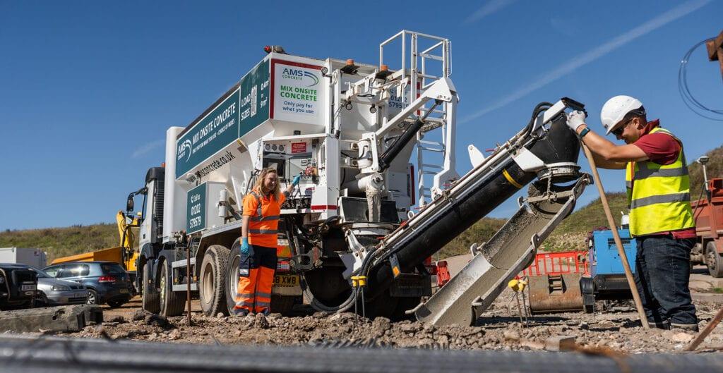 AMS Concrete in Bournemouth