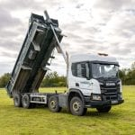 AMS Tipper Truck Hire Poole & Bournemouth