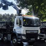 Grab Lorry Hire Vs Skip Hire   AMS Grab Lorry News
