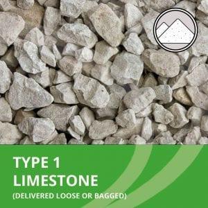 Buy type 1 limestone online
