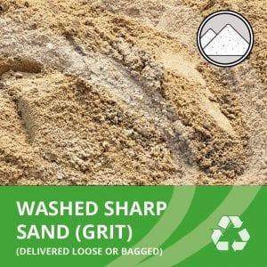 Buy sharp sand online