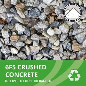 Buy 6F5 crushed concrete online