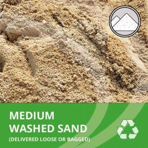 Buy medium washed sand online